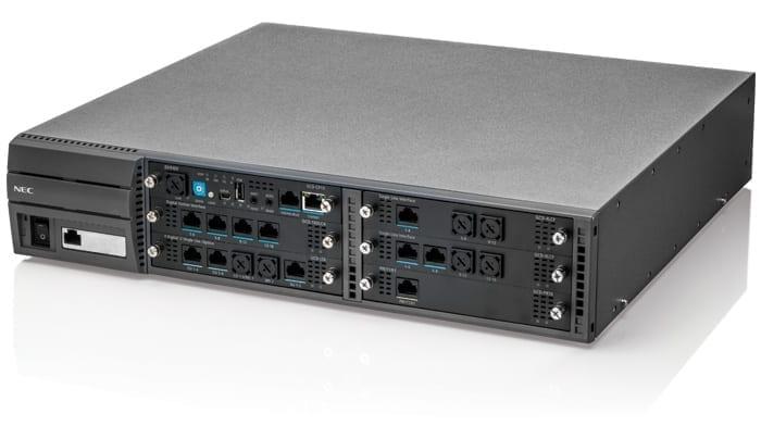 NEC SV9100 Phone System - System Image