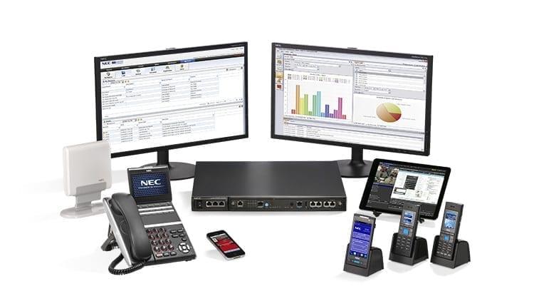NEC SV9100 Phone System - UNIVERGE-sv9300-packshot