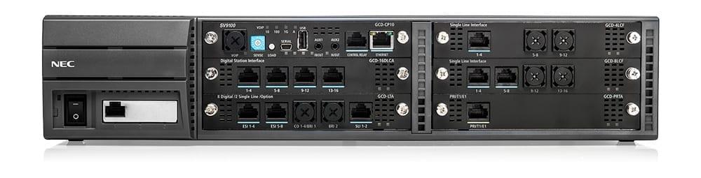 NEC SV9100 Phone System - sv9100 system image