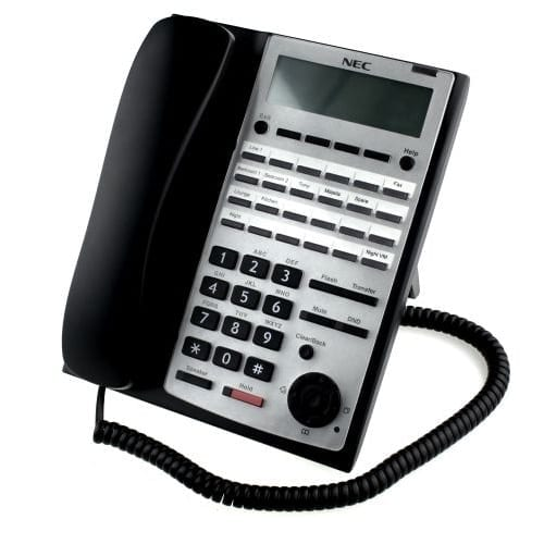 NEC SL1100 IP4WW-24TXH-B-TEL PHONE
