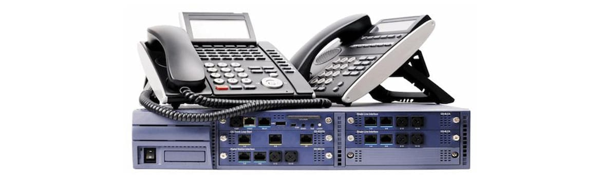 Pyer Phone Systems Melbourne - NEC SV8100 and Handset Wide